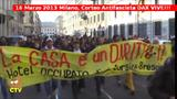 DAX: DIECI ANNI SENZA DI TE, DIECI ANNI CON TE. CORTEO NAZIONALE A MILANO.